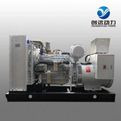 Sdec 150kw elektrisch esteuerte geläufige Schienen-industrielles Generator-Set