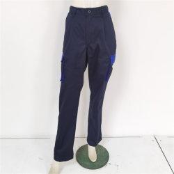 耐久の基本的な2本の調子のWorkwearのAnti-Shrink Multipocket作業貨物ズボン