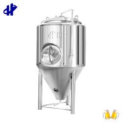 1000L 2000L 3000litros 4000L 5000litros 10 bbl 20bbl 30bbl 40 bbl 50 bbl 20hl de Acero Inoxidable la cerveza de fermentación La fermentación del vino de frutas rojas fermentador equipamiento depósito