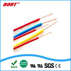 Calefacción de cobre trenzado eléctrico de 300V Condutor UL10368 Cable de aislamiento XLPE