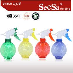 300ml Mini Pressão garrafa PET de Gatilho esquerdo do pulverizador para uso doméstico (SX-225)