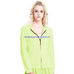 L'usure d'été Womens élégant de vêtements de protection UV Sun50 mince manteau Sunproof respirants Cool plage Vêtements Outdoor
