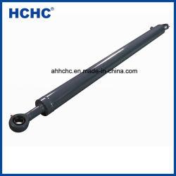Hchc longue course du vérin hydraulique à deux voies Hsg90/50