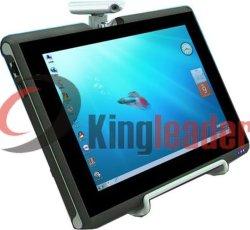 "10.1""дюйм промышленности Intel Atom N2600 двухъядерные процессоры 1.6GHz 3G Windows Tablet PC с 2Gb/500ГБ /порт RJ45/ вращающийся камеры /USB/CP98)"