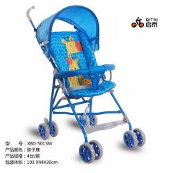 De goede Verkopende Carrier van de Baby van de Kinderwagen van de Baby van de Wandelwagen van de Baby met Rem
