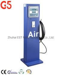 Gasolinera Autos Usados G5 de Inflador de neumáticos de la bomba de inflado del neumático con Monedas Monedas Zhuhai