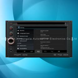 Nouveau ! ! ! Android Zone de navigation GPS pour JVC avec 3G et lecteur DVD WiFi