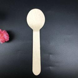 Cuchillería ecológicas biodegradables 160mm la cuchara de madera