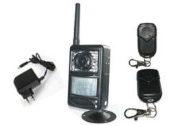 Sistema de Alarma GSM GPRS MMS Cámara Cámara (TS-2080MMS)