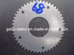 Aço Silício estampados para motor de passo de laminação do Rotor