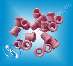 Oeillets en céramique de textiles (l'alumine oeillet en céramique) pour le guide-fil
