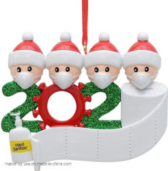 2020年のサンタクロースの検疫のクリスマスXmasの装飾党装飾のギフト