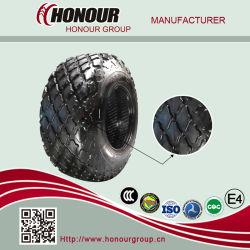ISO CCC DOT R1, R3 패턴 OTR 급진적 로더 Dumper Bias Nylon Scrape Honor Condor Tire(23.1-26)