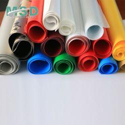 Tissu enduit de PVC bâche étanche recouvert de tissu recouvert de tissu enduit couvre la bâche de protection