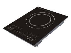 Cmf-133 Controle Botão de aço inoxidável fogão fogão de indução/infravermelhos