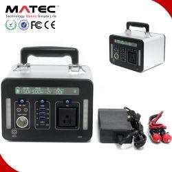 Station d'alimentation portable 100W 200W 300W 500W 810006700040800mAh mAh mAh Utiliser UPS d'accueil d'urgence 18650 Camping de la batterie, RV, chargeur solaire