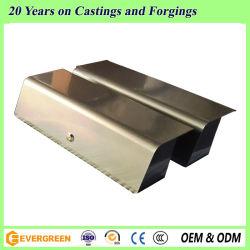 Pieza de recambio de Material de acero inoxidable