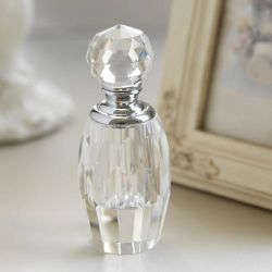 Neuer Entwurf Crsytal Glasduftstoff-Flasche (JD-XSP-617)