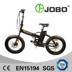 "熱いSelling 20 "" Fat Tire Snow、Beach Cruiser 250-500W Super Cheap Mini Folding Electric Bike (JB-TDN00Z)"