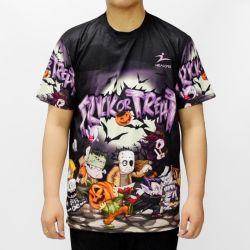 Healong Top Sale Sportswear Gepersonaliseerde Sublimation Printing T-Shirt Sportswear