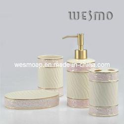 Фарфор Top-Grade принадлежности в ванной комнате (WBC0590A)