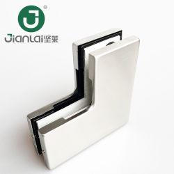 Puerta corrediza de vidrio Acero Inoxidable, parche del montaje de hardware de vidrio