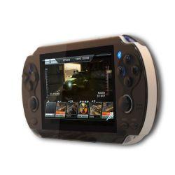 Estilo quente TV portátil digital game player MP4