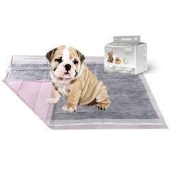 生物分解性の処分の大人の取るに足らなく使い捨て可能な尿の木炭トレーニングの洗面所のちっぽけな小便犬ペット子犬のパッド