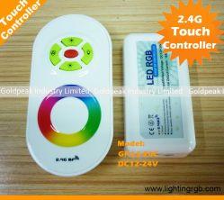 Appuyez sur le contrôleur/Touch contrôleur RVB/Touch contrôleur RF/LED RVB Rainbow Touch contrôleur distant