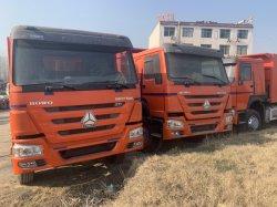 Autocarro con cassone ribaltabile caldo dello scaricatore di Sinotruk 6X4 290-371HP di prezzi del camion di HOWO/autocarro a cassone per HOWO nuovo ed usato