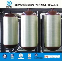 60L High Pressure Steel CNG Gas Cylinder