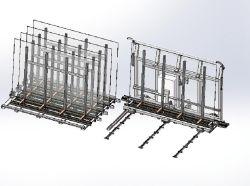 Sc4228 стекла складского хранения оборудования