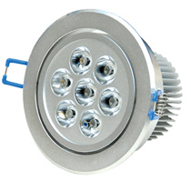 7W hohe Leistung LED Downlight (WZ-TH-W702)