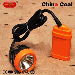 Kj3.5lm haute puissance LED haute puissance lampe de l'exploitation minière Le bouchon de sécurité
