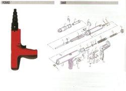 A ferramenta de acionamento de energia 301