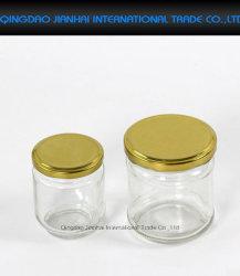 Les aliments en conserve 300 ml joint Jar bouteille en verre avec couvercle de fer blanc