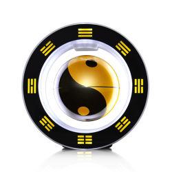 魔法磁気浮揚Taiのキーの球組み込みLEDランプの浮遊地球の音響の浮揚の地球の浮遊磁石の地球LEDライト