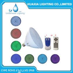 18W 24W 35W PAR56 Cambio de color LED E27 de la luz de la piscina para el aparejo de Pentair Hayward