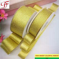 3mm~75mm couleur de polyester paillettes ruban métallique Double/Singel satin organza taffetas de chanvre pure Vichy Grosgrain Ribbon pour cadeaux//xmas/Bow d'enrubannage