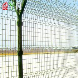 콘서티나 면도칼 철사를 가진 안전 용접된 메시 공항 담