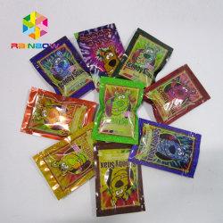 Три Стороны герметичный плоской майларовой пленки травяной специи мешки, Scooby Snax Joker 4G 5g посетителей сувенирные магазины упаковке саше