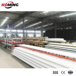 Автоматическая не Crosslinked расширяемый ЭПЕ пенопластовый лист штампованный алюминий линии
