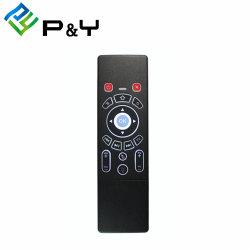 Het draadloze Backlit Witte Draadloze Toetsenbord van het Toetsenbord Bluetooth T6 met 2.4GHz rf