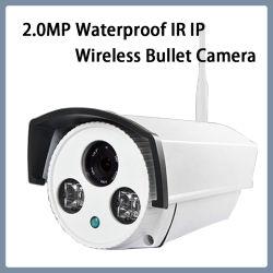 2,0 МП наблюдения водонепроницаемый дополнительный объектив по стандарту ONVIF ИК беспроводного скоростного камеры