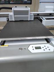 Máquina de impresión plana UV Impresora en MDF con barniz de la junta de espuma