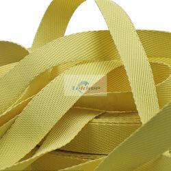 Kevlar 땋는 Aramid 선 심지 테이프 가죽 끈 벨트 20*5mm