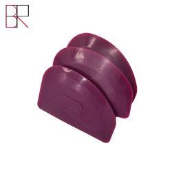 Puede personalizarse de forma oval espátula Putty Putty espátula de plástico de pintura de coche
