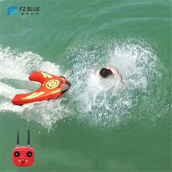 A água Barco barco salva-vidas com o GPS, Controle Remoto