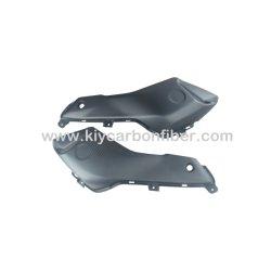 A fibra de carbono motociclo parte lateral do painel/Carenagem para Yamaha FZ-07/Mt-07 2014+