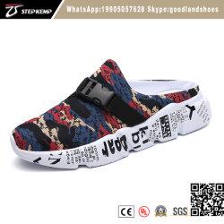 Mode d'été de gros de chaussures occasionnel de maille léger Mens sandale de plein air respirable pantoufles 5386
